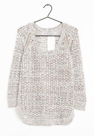 Pullover - grey