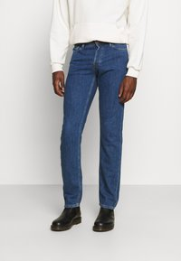 Jack & Jones - JJIMIKE JJORIGINAL - Straight leg jeans - blue denim - 0