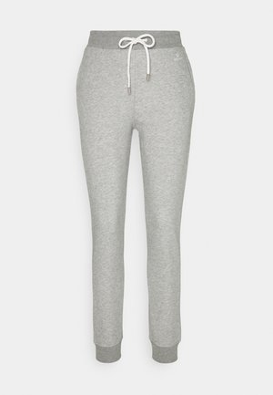 LOCK UP PANTS - Tracksuit bottoms - grey melange