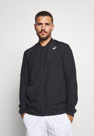 CLUB JACKET - Sportovní bunda - black