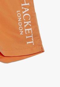 Hackett London - LOGO VOLLEY - Plavky - orange - 3