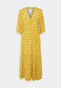 Object Tall - OBJSOPHIA DRESS TALL - Shirt dress - honey mustard - 0