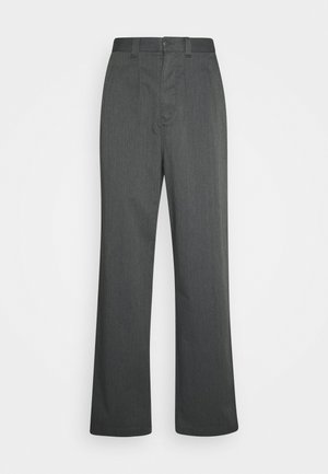 CLARKSTON - Trousers - olive green