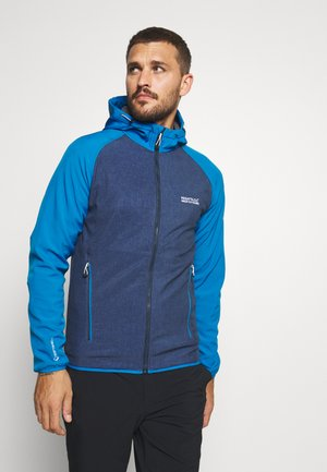 AREC  - Soft shell jacket - blue/dark blue