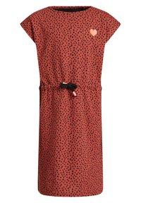 WE Fashion - Day dress - rust brown - 5