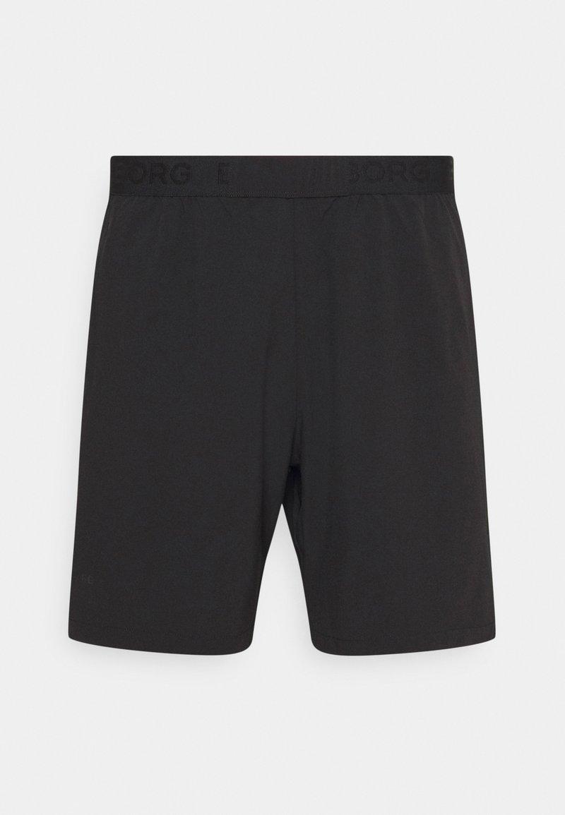 Björn Borg - SHORTS - Sports shorts - black beauty