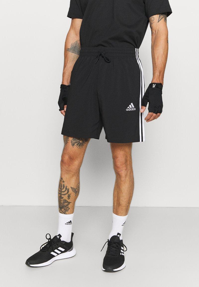 adidas Performance - CHELSEA - Klubbkläder - black/white