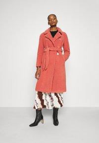 King Louie - EDITH COAT MURPHY - Classic coat - pink - 0
