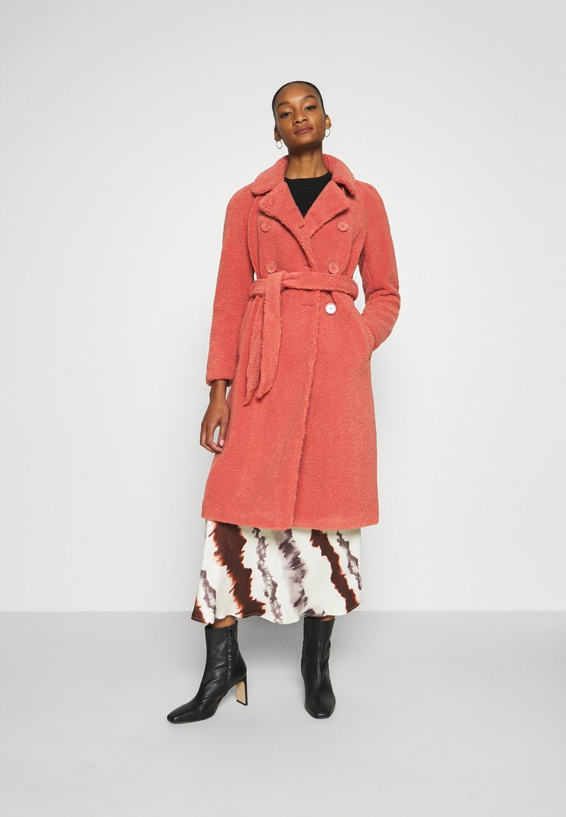 King Louie - EDITH COAT MURPHY - Classic coat - pink