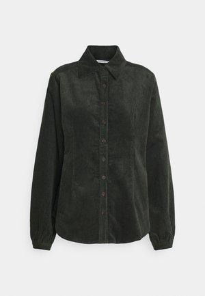 LADIES - Skjorte - dark green
