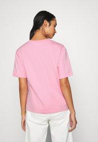 Lacoste - T-shirt basic - rosatre - 2
