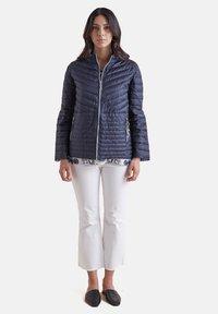 Elena Mirò - Light jacket - blu - 1