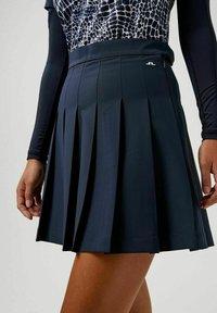 J.LINDEBERG - Sports skirt - jl navy - 3