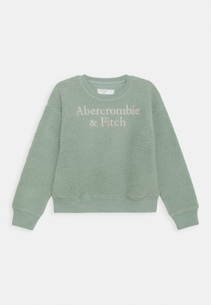 COZY LOGO CREW - Sweatshirts - mint