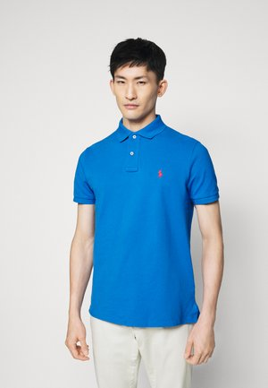 SHORT SLEEVE - Polo - colby blue