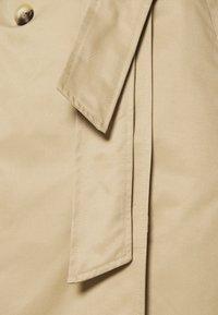 Selected Femme - SLFWEKA - Trenchcoat - cornstalk - 6