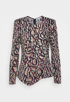 CAMICIA BLOUSE - Long sleeved top - mistyc
