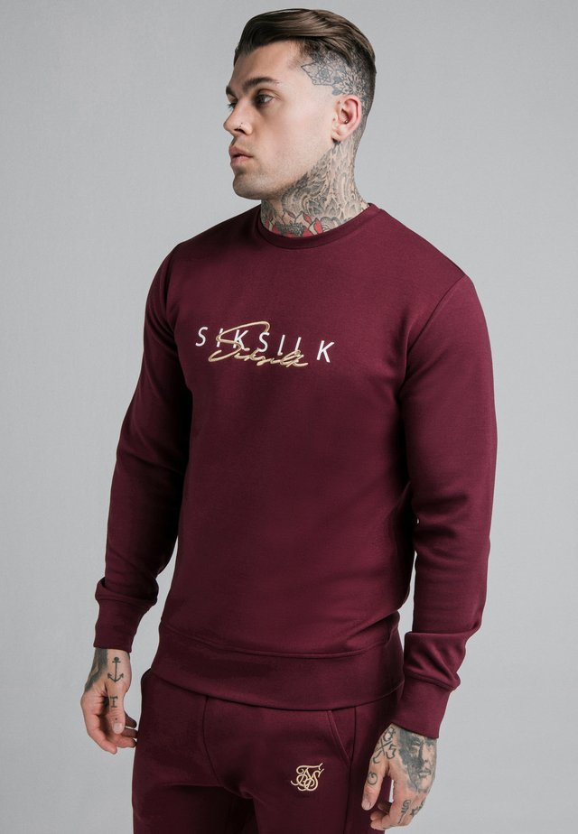 Sweater - wine