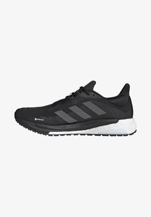 Neutral running shoes - core black/grey four/ftwr white