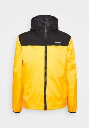 MAINE - Summer jacket - yellow