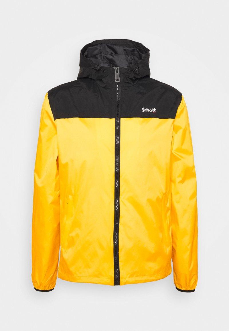 Schott - MAINE - Summer jacket - yellow