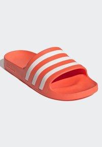 adidas Performance - ADILETTE AQUA - Pool slides - orange - 4