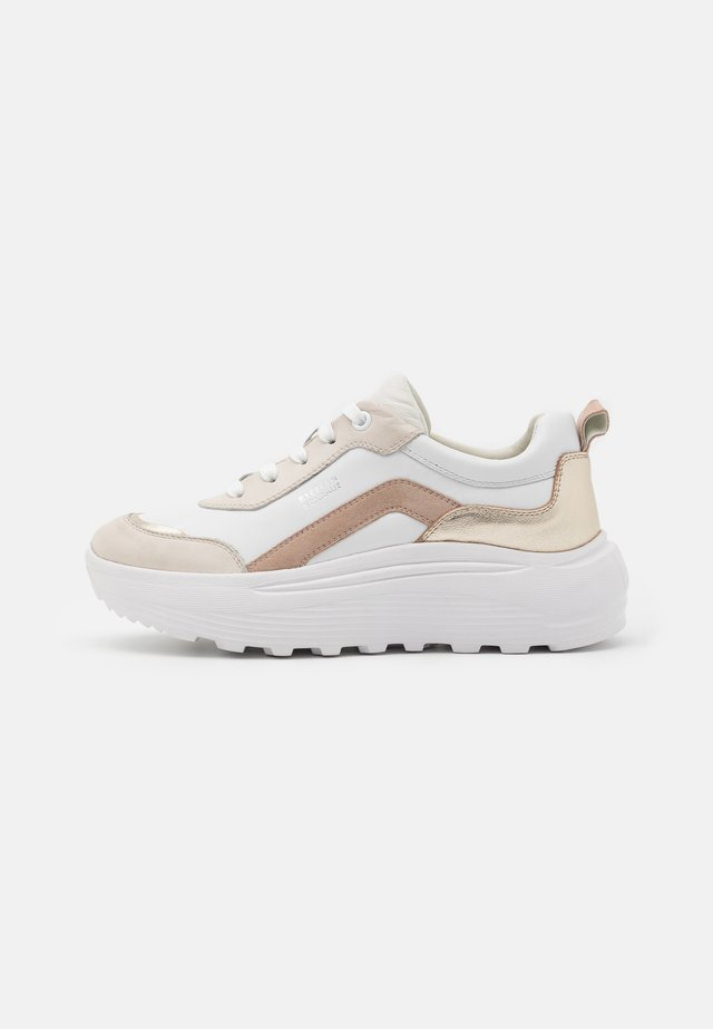 NEON AVE - Sneakers - white/beige