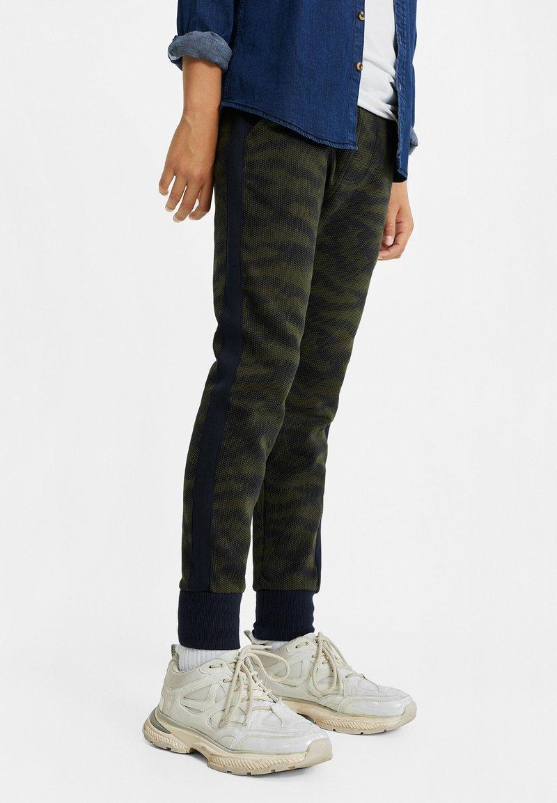 WE Fashion - Tracksuit bottoms - dark blue