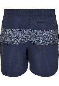 Urban Classics - Swimming shorts - darkwater - 7