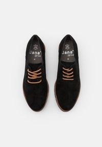 Jana - Lace-ups - black - 5