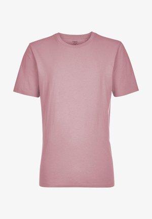 TERRACOTTA - Basic T-shirt - mottled pink