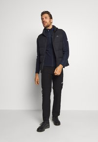 Regatta - FELLARD - Fleece jacket - navy - 1