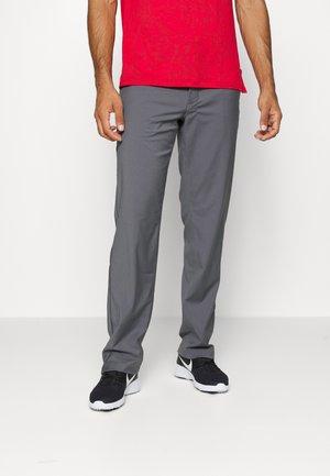 FLEX ESSENTIAL PANT - Teplákové kalhoty - dark grey