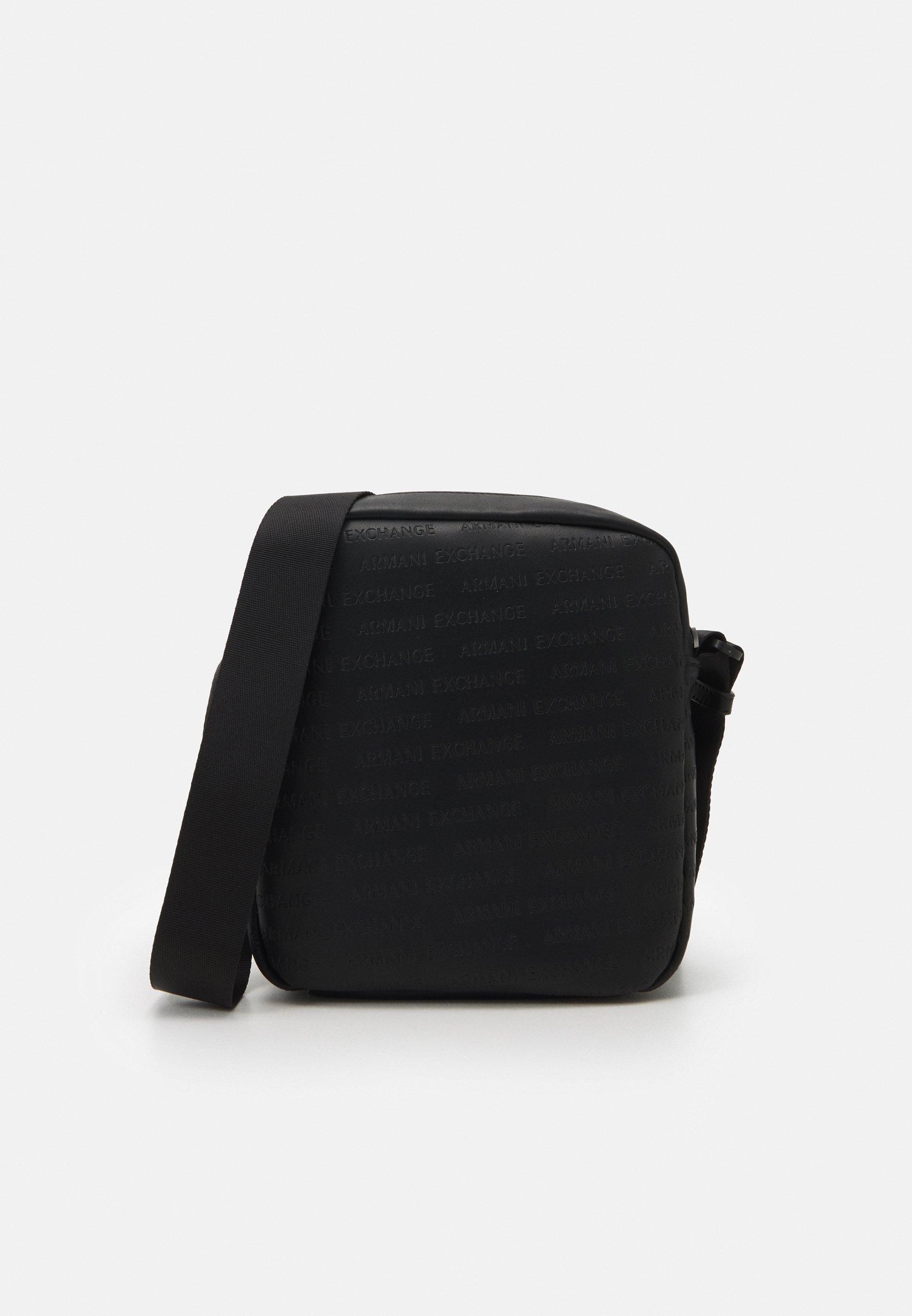 Men ZIP TOP REPORTER UNISEX - Across body bag