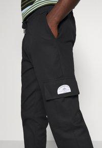 Newport Bay Sailing Club - PANT MULTI 2 PACK - Cargobyxor - black/ khaki - 5