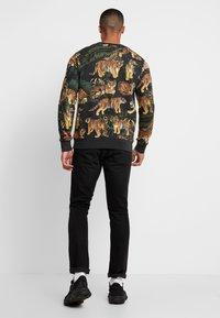 Jack & Jones - JORFEENY CREW NECK - Sweatshirt - tap shoe/multicolour - 2