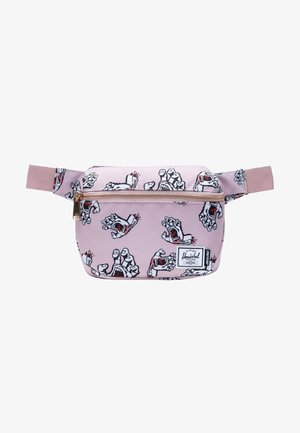 FIFTEEN - Bum bag - light pink