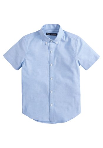 WHITE WITHOUT STAG OXFORD - Camicia - blue