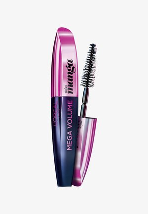 MEGA VOLUME COLLAGENE MISS MANGA MASCARA - Tusz do rzęs - black