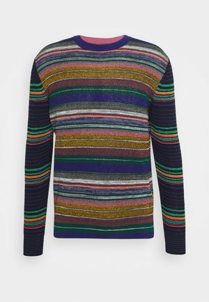 MAGLIA GIROCOLLO - Jumper - multi-coloured