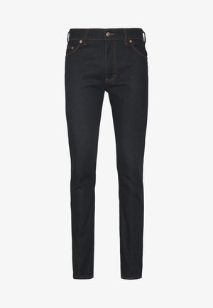 SLICK - Jeansy Slim Fit - black