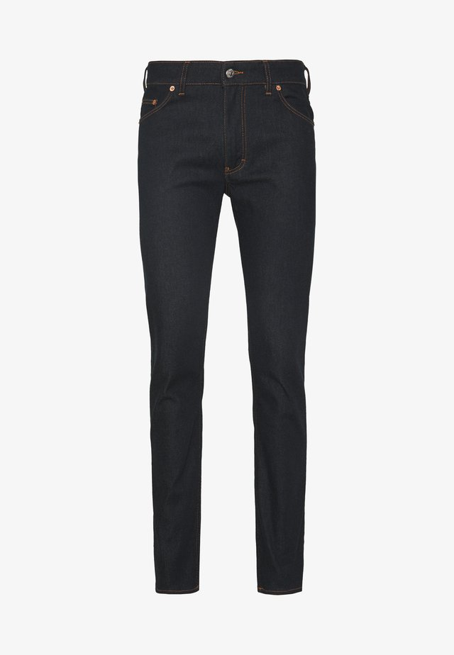 SLICK - Slim fit jeans - black