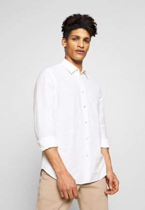 GENTS SLIM - Shirt -  off white