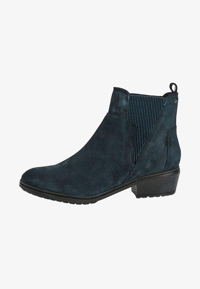 FOREVER COMFORT - Boots à talons - blue