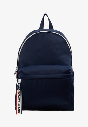LOGO TAPE BACKPACK - Rucksack - blue