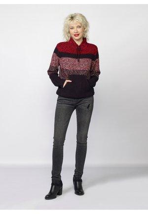 Jersey de punto - rojo