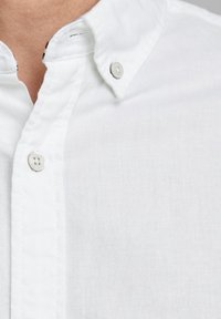 Jack & Jones PREMIUM - KURZARMHEMD BUTTON-DOWN - Overhemd - white - 4
