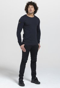 Liger - LIMITED TO 360 PIECES - Long sleeved top - navy - 1