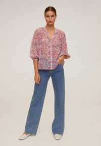 Mango - PRARIE6 - Blouse - rose - 1