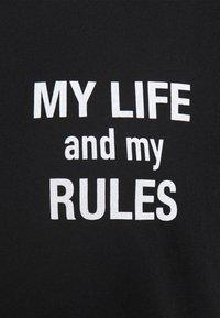 Iro - MYLIFE - T-shirt print - black - 2